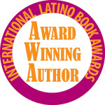 Award Winning Author Logo.