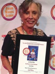 Juana Bordas International Latino Book Awards Winner