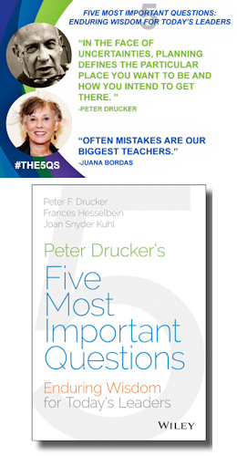 Juana contributes to A New Edition of Peter Drucker's Book
